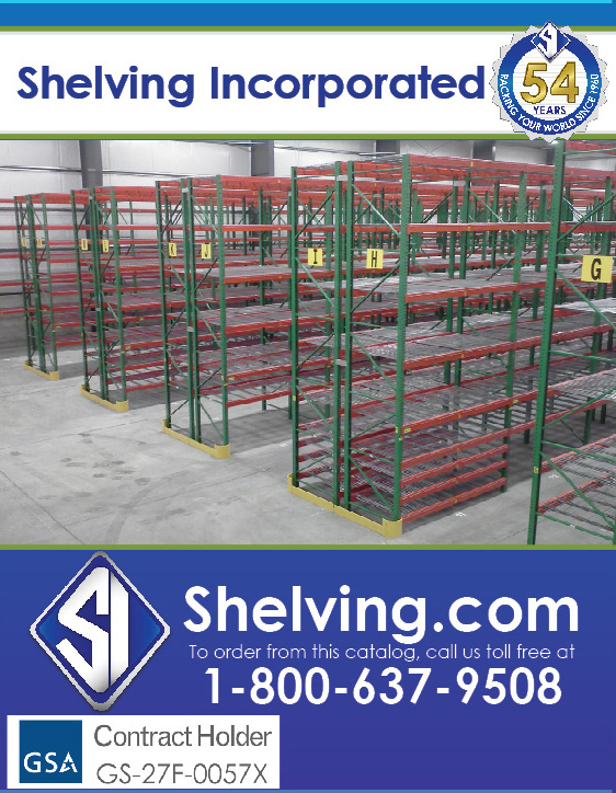 Shelving Inc. 2014 Catalog