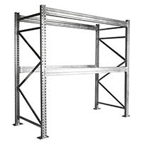 warehouse pallet racks racking shelves shelving com rh shelving com pallet rack shelving system pallet rack shelving