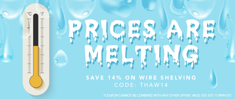Prices Are Melting