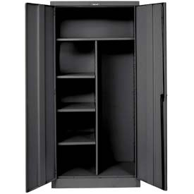 Hallowell 800 Series Industrial Combination Cabinets(20 Gauge)    Shelving.com