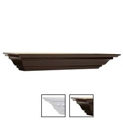 5 D X 36 W Crown Moulding Shelf