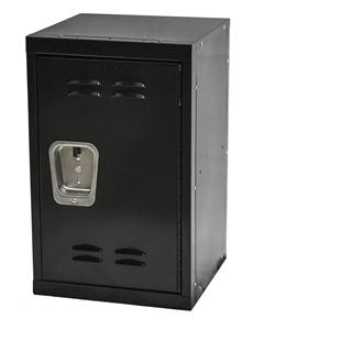 Kids Black Mini Lockers 15 Quot D X 15 Quot W X 24 Quot H Unique Storage
