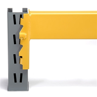 Slotted Angle Lynx Style Pallet Racking