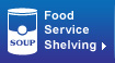 Food Service Shelving