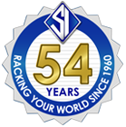 53 Years - Making Space Work Harder Since 1960