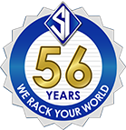 55 Years - Making Space Work Harder Since 1960
