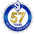 57 Years - Making Space Work Harder Since 1960
